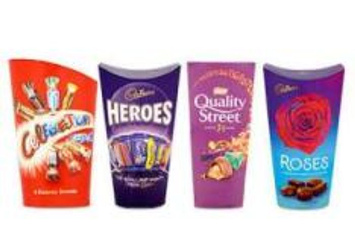 Any 4 for £5 - Quality Street, Celebrations, Heroes, Roses , Wine Gums