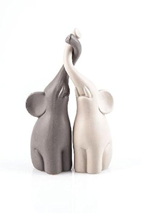 Loving Elephants Set of 2