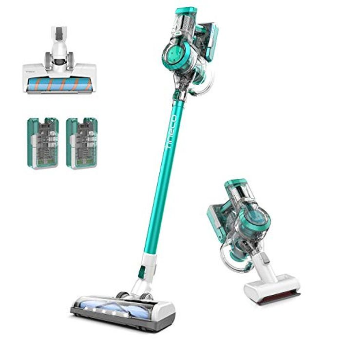 Tineco A11 Master Cordless Ultra Powerful Vacuum Cleaner Inc 2 Batteries