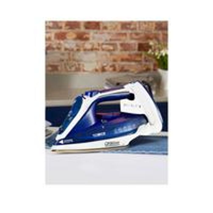Tower Cord/cordless Steam Iron