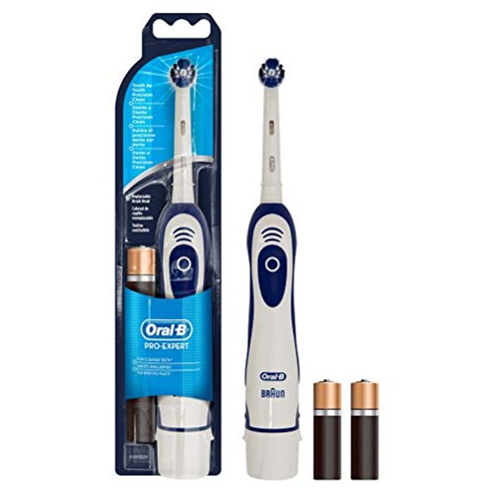 Oral-B Pro Expert Battery Powered ElectricToothbrush