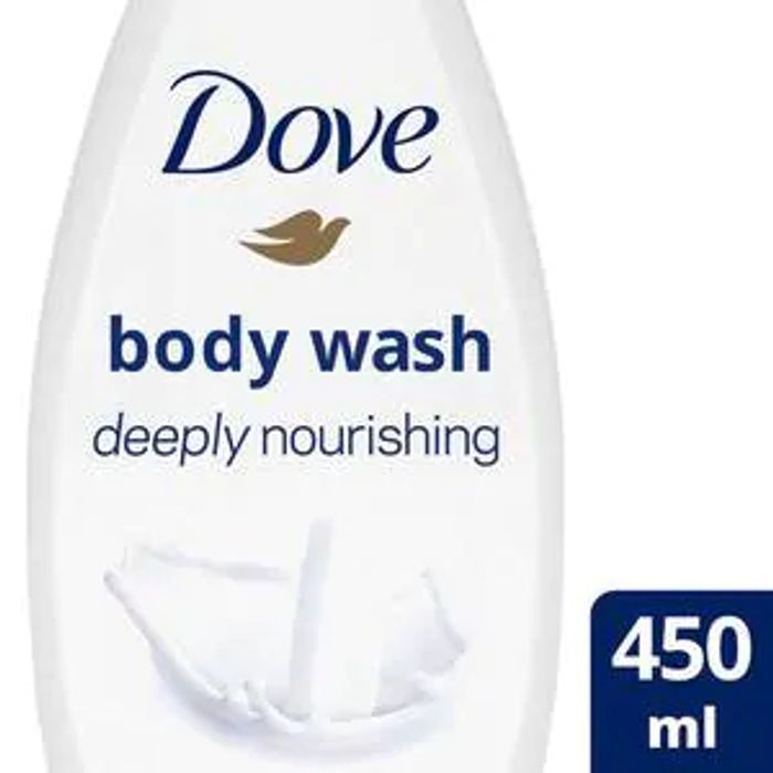 BOGOF Dove Body Wash 450ml