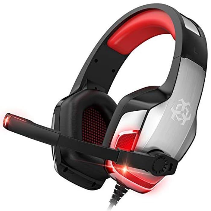 PS4 Headset, Xbox Headset, Nintendo Switch Headset, Gaming Headset