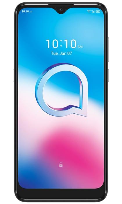 Alcatel 3L (2020) Dual - Chameleon Blue 64GB NFC Smartphone - £95