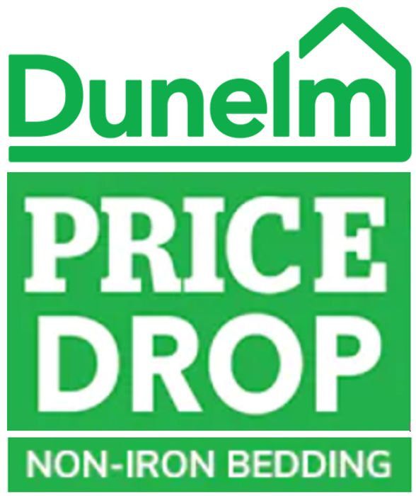 PRICE DROP! Dunelm Bedding
