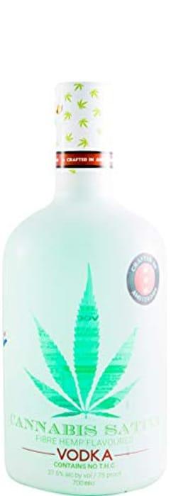 Cannbais Sativa Vodka (1 X 70cl)