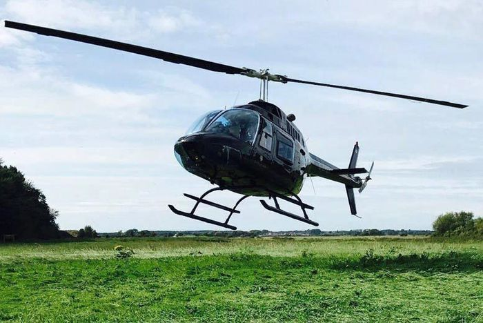 Helicopter Flight with Chocolates & Bubbly for 2 - 35 Locations!