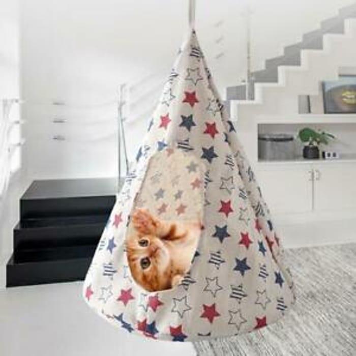 Cat Kitten Hanging Bed