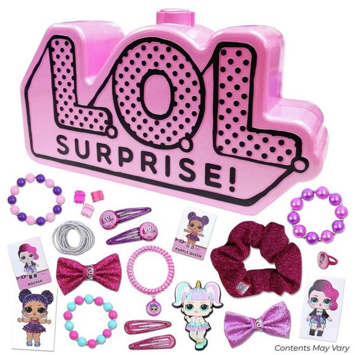 LOL Surprise Jewellery Set - Only £8.99!