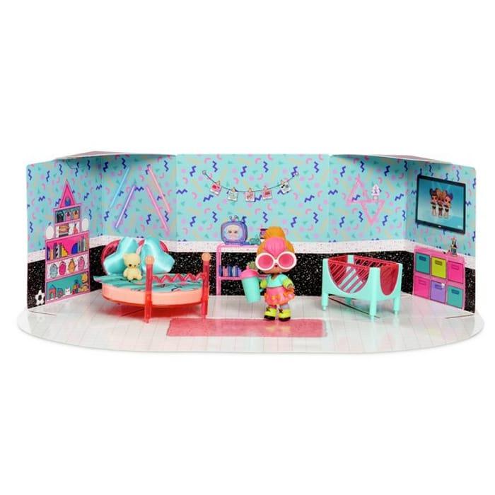 LOL Surprise Furniture & 10+ Surprises at Argos