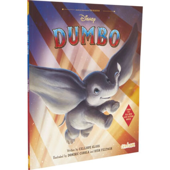 CENTUM Dumbo Storybook at TK Maxx