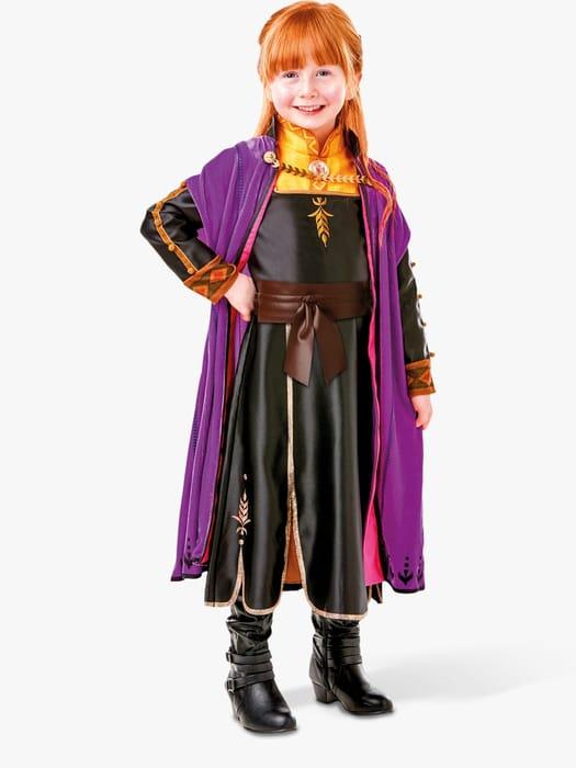 Best Price! Disney Frozen Princess Anna Premium Children's Costume, Medium