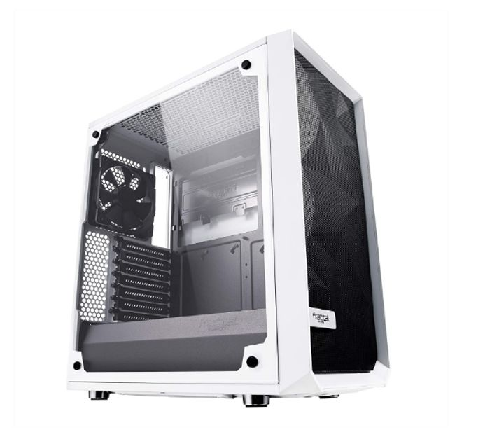 Cheap Fractal Design Meshify C - Compact mid Tower Computer Case - Only £79.99!