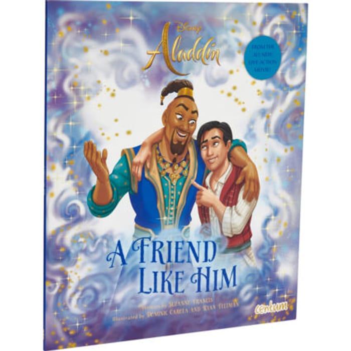 CENTUM Aladdin a Friend like Him - Only £2.99!