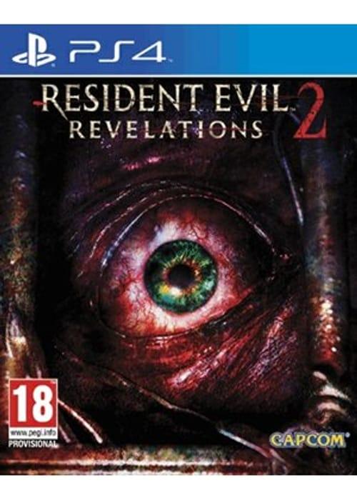 CHEAP! PS4 Resident Evil Revelations 2 £8.49 at Base