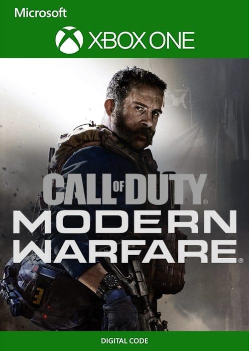 Xbox One Call of Duty: Modern Warfare £28.99 at CDKeys