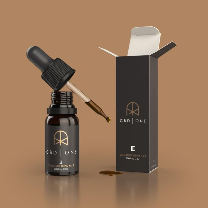 5% off Orders at CBD One
