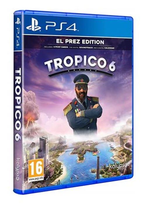 PS4 Tropico 6 - El Prez Edition £15.49 at Base