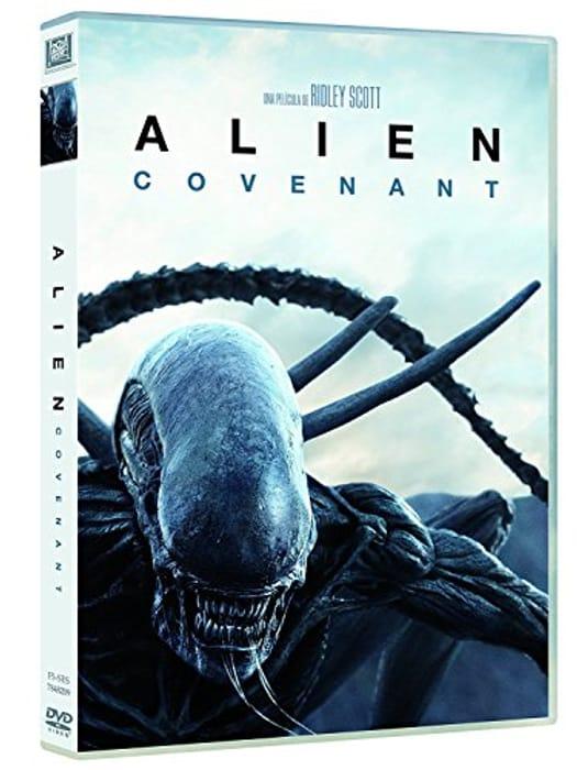 Alien Covenant DVD - £1.90 (+£2.99 Non-Prime) at Amazon