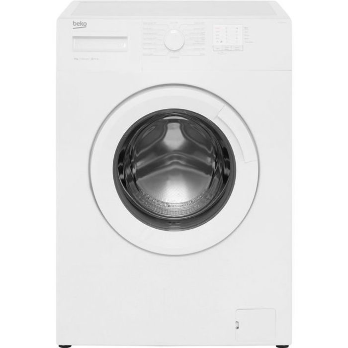 Beko 8Kg Washing Machine with 1200 Rpm - White - A+++ Rated