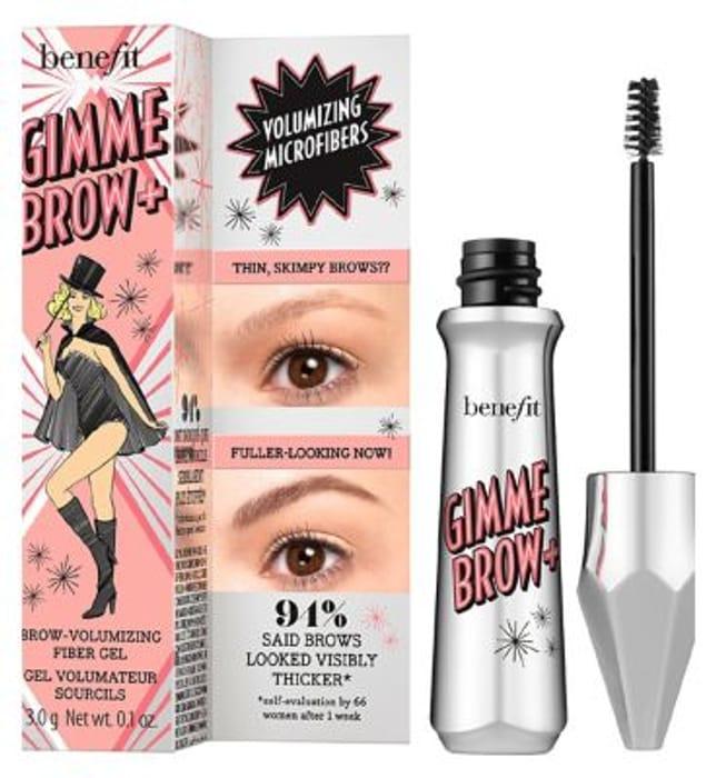 Benefit Gimme Brow+ Volumising Eyebrow Gel