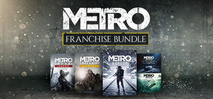 Metro Franchise Bundle (PC Game Bundle)