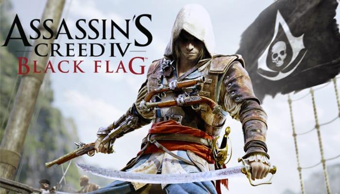 Assassins Creed IV Black Flag (PC Game)