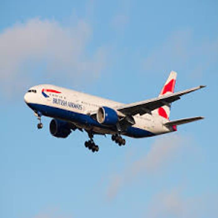 British Airways 1 Million One Way Flights To Europe From £23