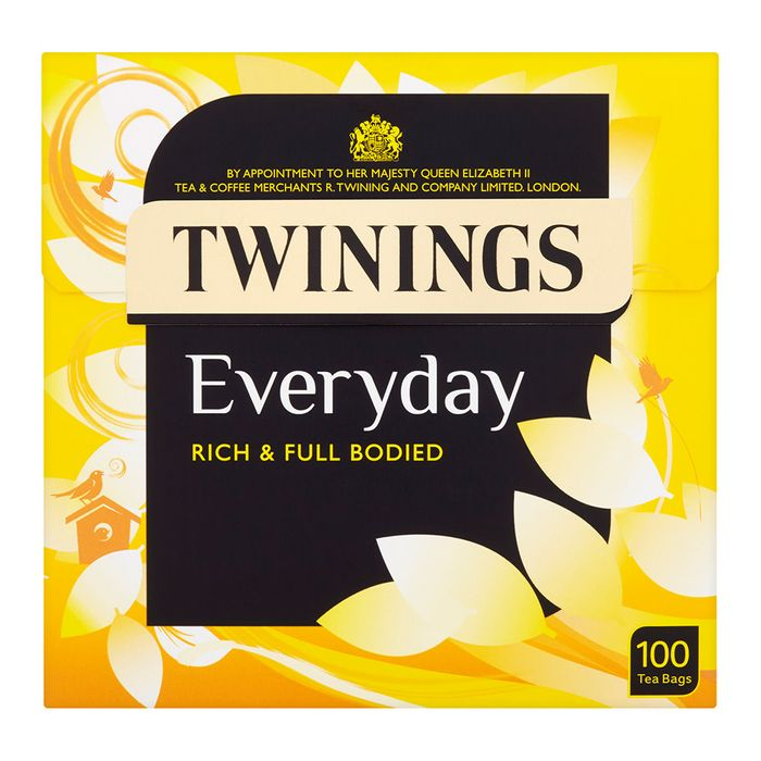 Twinings Everyday Tea Bags 100s