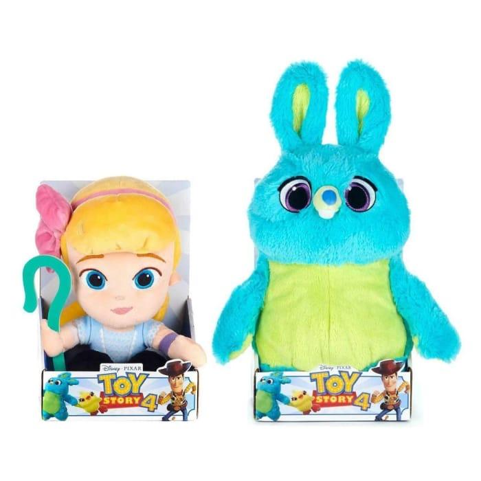 "Disney Pixar Toy Story 4 10"" Soft Plush Toy ( Bo Peep or Bunny)"