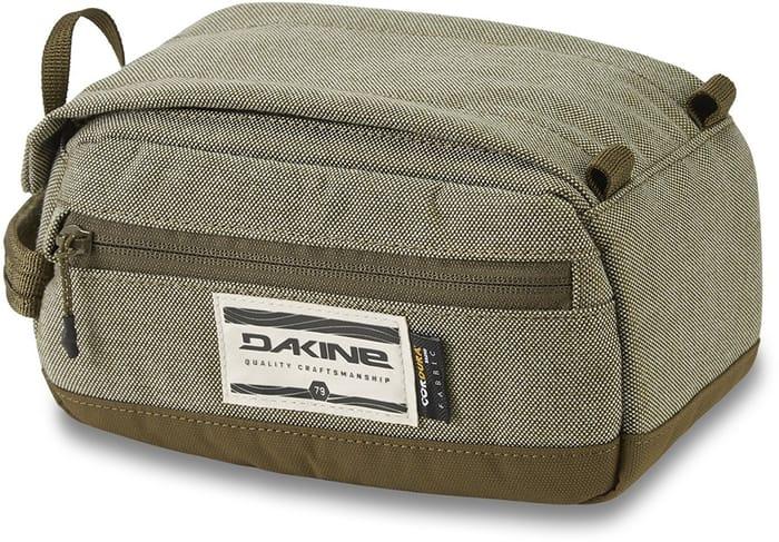 Dakine Groomer Travel Toiletries Case Bag, M R2R Olive
