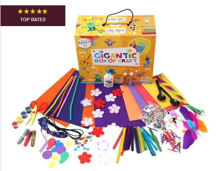 Gigantic Box of Craft