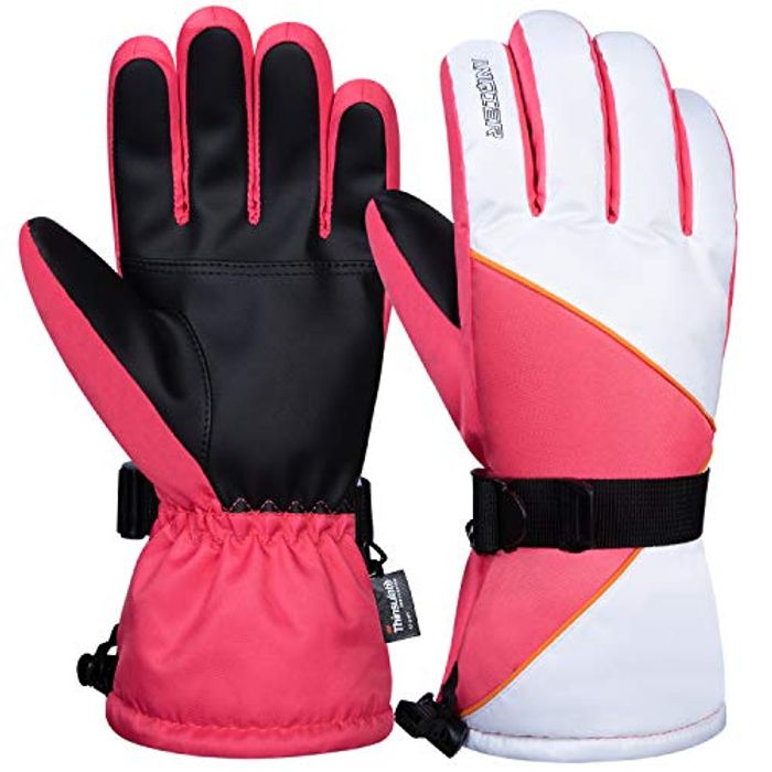 DEAL STACK - Anqier Waterproof Thermal Gloves