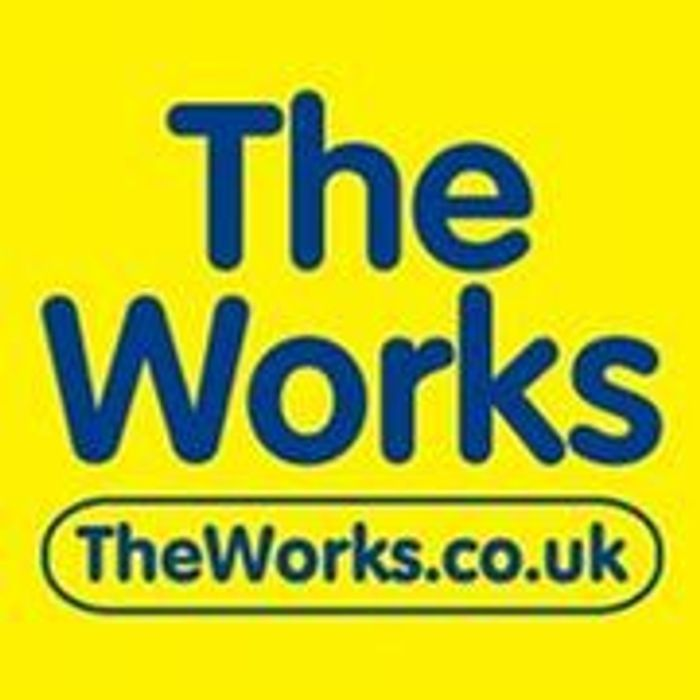 20% off When You Spend £10 or More at the Works