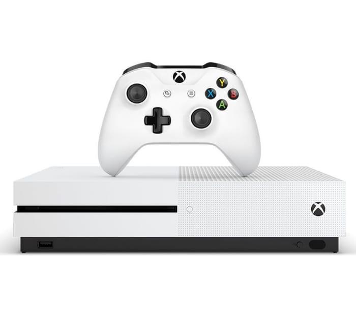MICROSOFT Xbox One S - 1 TB - Only £249!