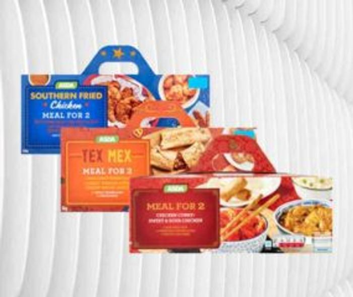 CHEAP! Meal Deal for 2 from £5