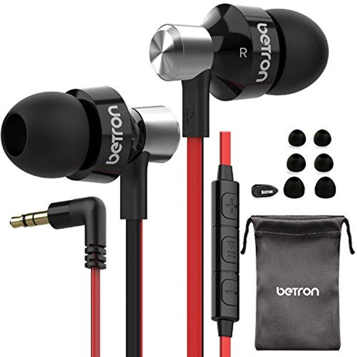 Betron DC950HI Earphone with Mic and Remote Control