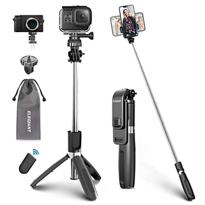 38% off Bluetooth Selfie Stick Tripod