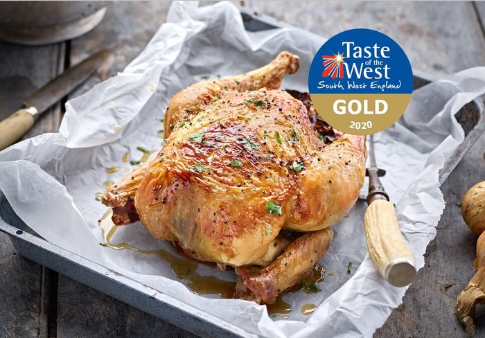 Free Organic Whole Chicken (Worth £14.20) on Your First Order!