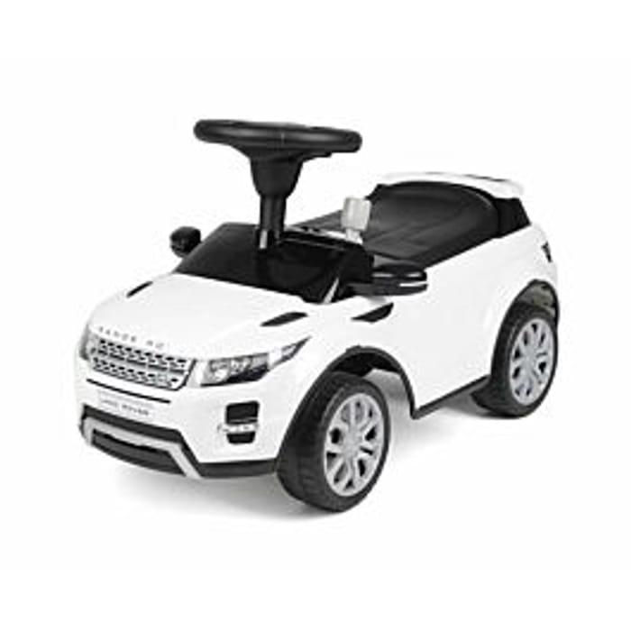 Range Rover Evoque Foot to Floor Ride on Car
