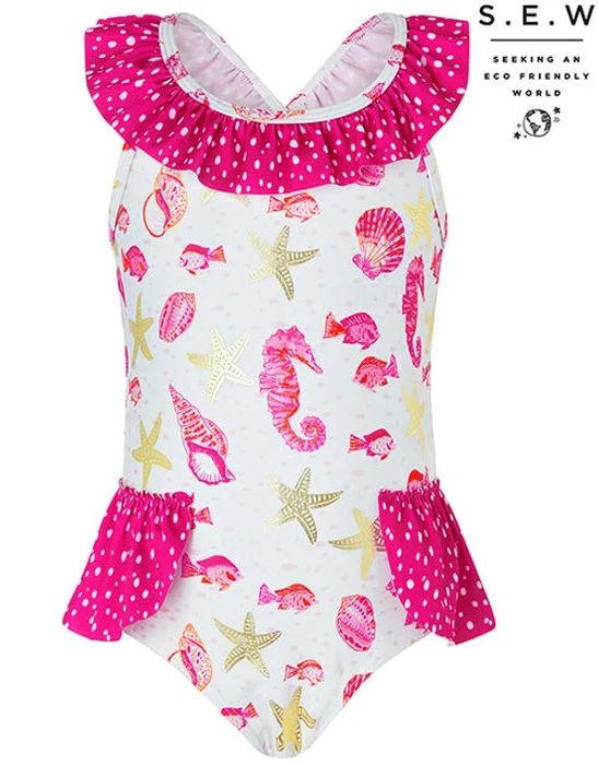 Baby Bondi Shell Swimsuit