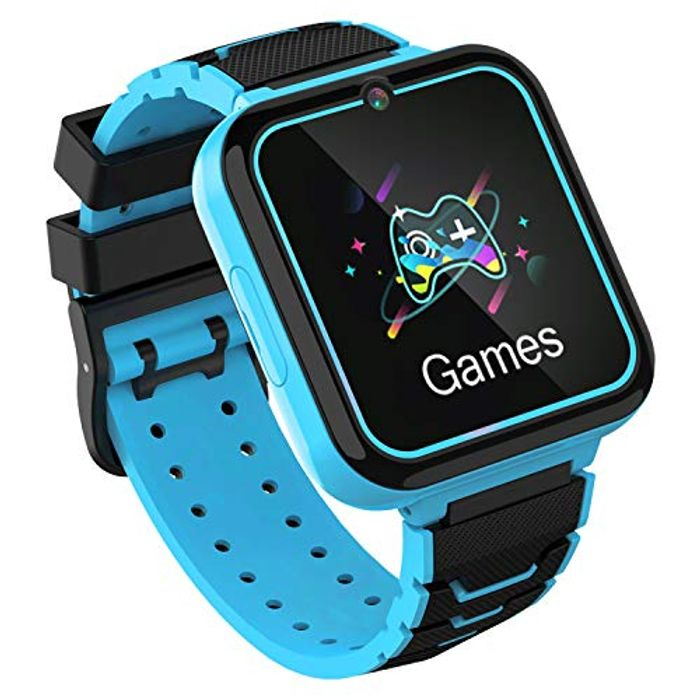 Kids Smartwatch with HD Touch Screen and SOS Emergency Call