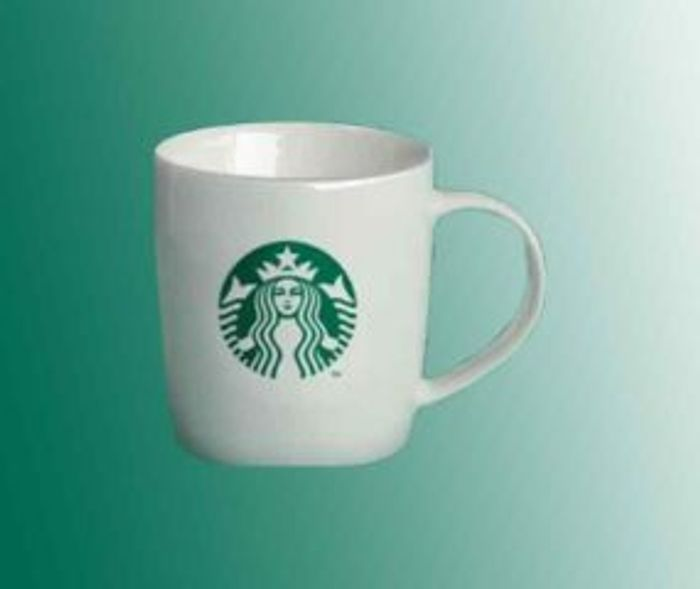 Special Offer Free* Starbucks Mug (When You Buy 3 Starbucks Products)