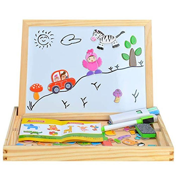 Wooden Magnetic Puzzle ( Code & 15% Voucher)