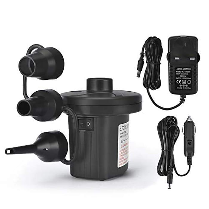Portable Electric Air Pump