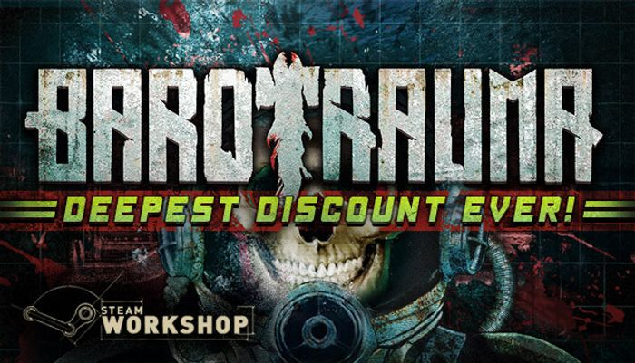 Barotrauma (PC Game)