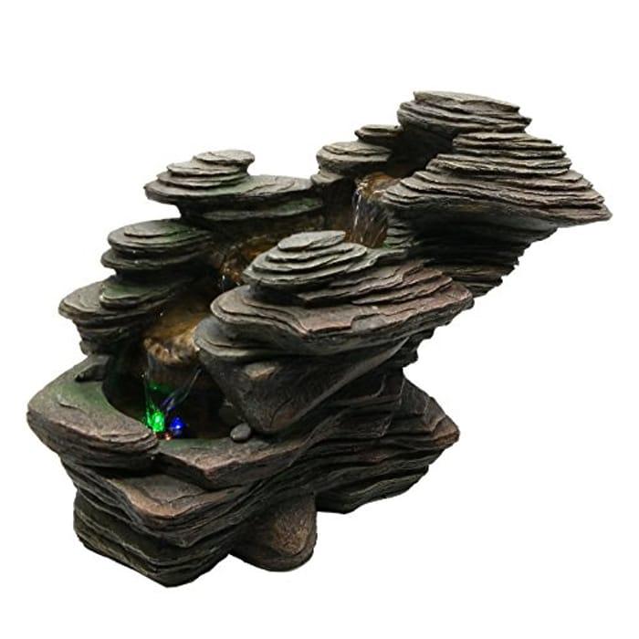 Zen Light River Water Feature