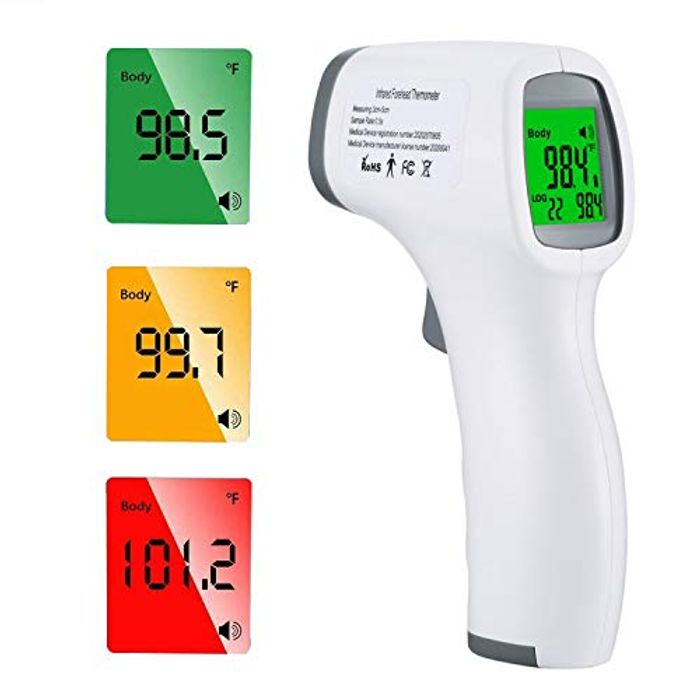 Forehead Digital Infrared Thermometer - FREE DELIVERY