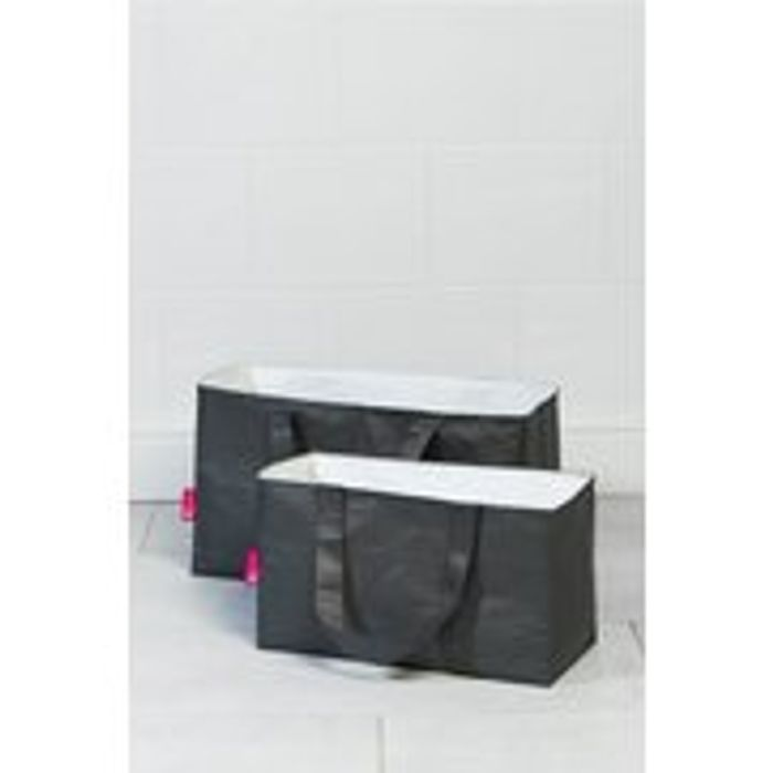 Kleeneze 2 Pack Dual Shopper Bags