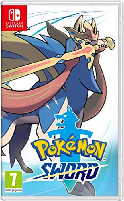 Pokemon Sword (Like New Condition) from Boomerang Rentals at Amazon.co.uk